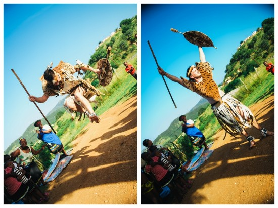 A zulu wedding in durban