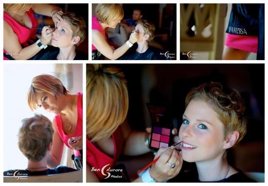 Make up by Vanessa!