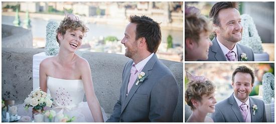 A wedding in Budapest
