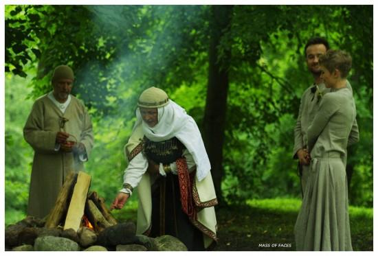 Beginning the rituals