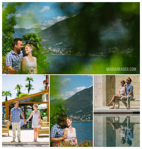 The gorgeous Swiss Diamond Hotel!
