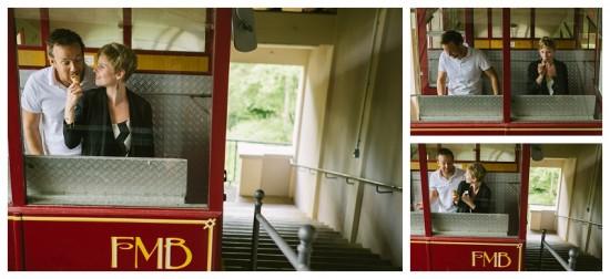 The funicular!