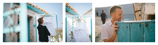 Dress wedding ready