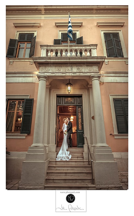 A wedding in Corfu