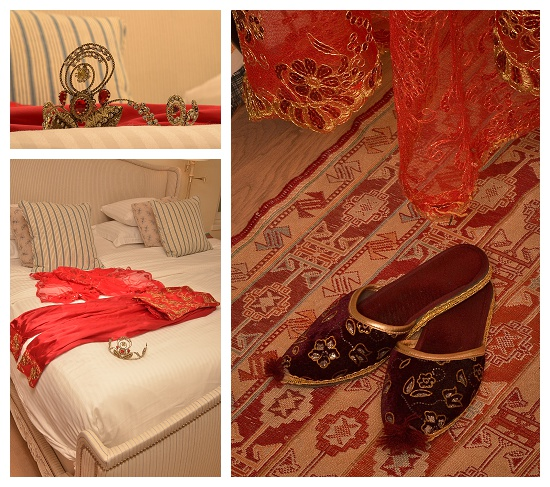 Henna night outfit for a wedding in dalaman