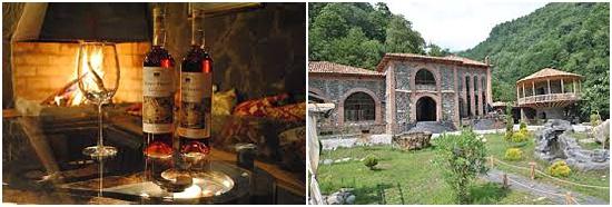 Adjarian wine house Batumi